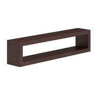 wooden hanging shelf max