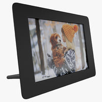 Digital Photo Frame Aluratek