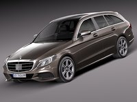 Mercedes-Benz C-Class W205 2015 estate