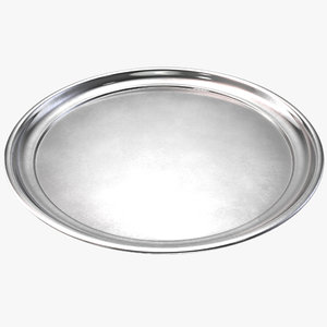 steel tray max