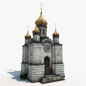 orthodox church max
