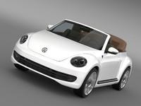 Karmann Beetle Cabrio 2014