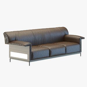 3d sofa shangrila