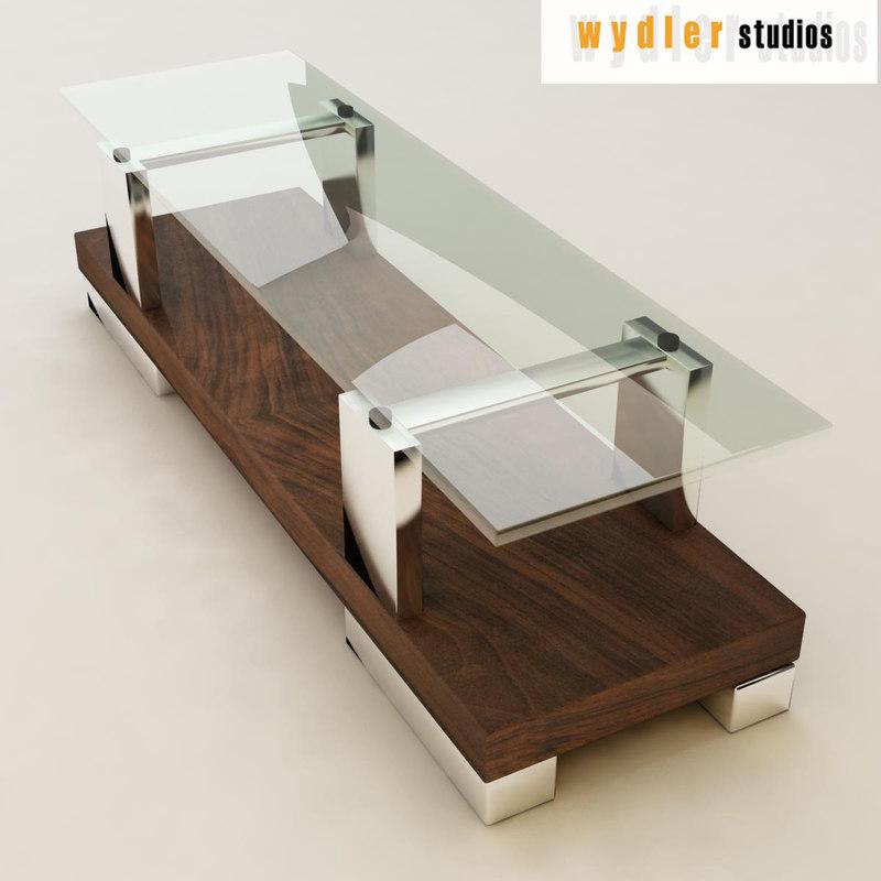table tv 3d model