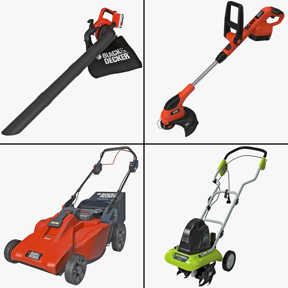 yard tool 3ds