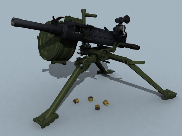 3d ags-30 russian automatic model