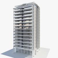 building aviv 3d model