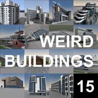 modern buildings max