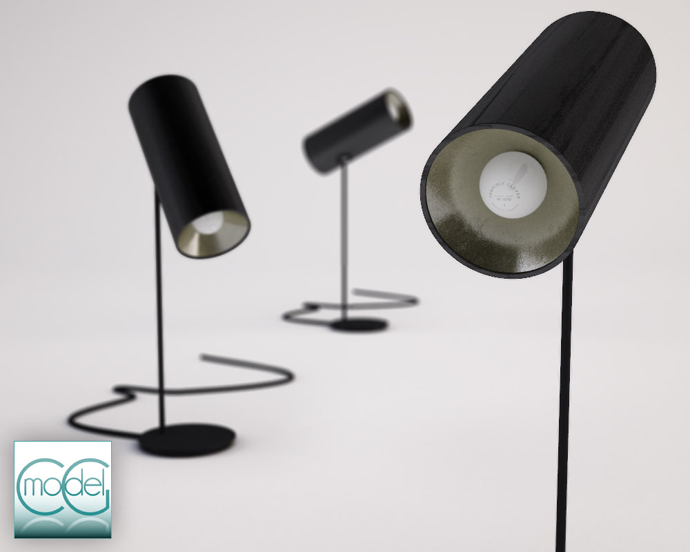 3d lamps works