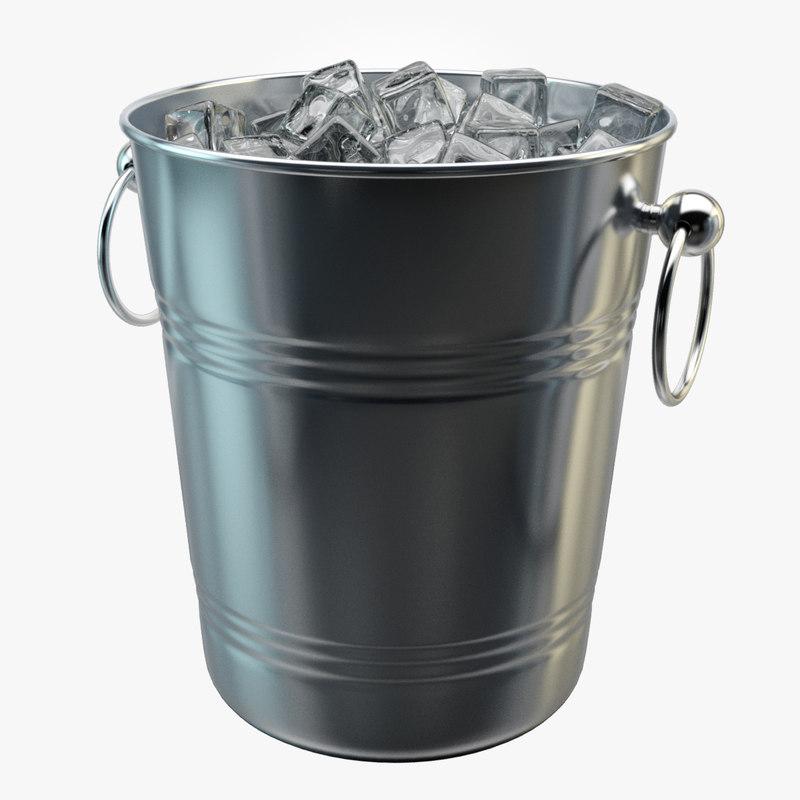 3ds ice bucket