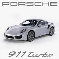 Porsche 911 Turbo 2014 2015