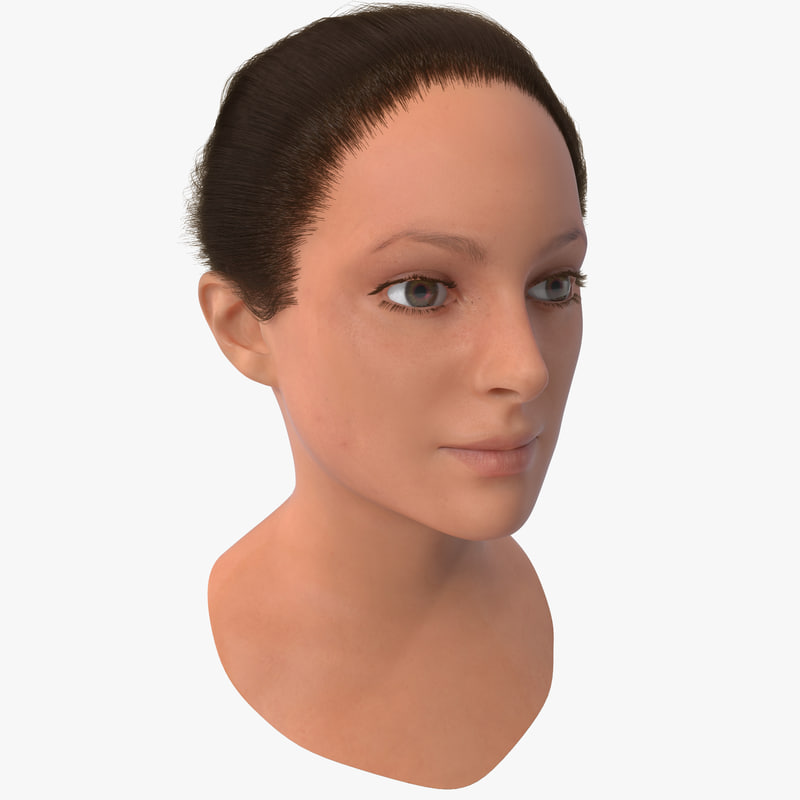 max female head 5 version
