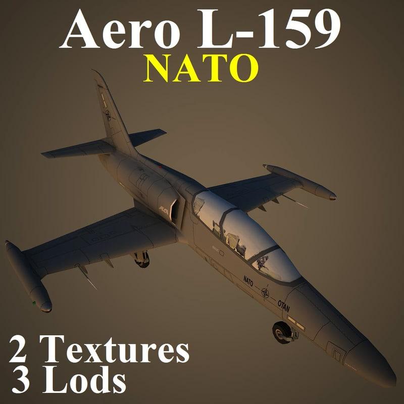 3d model of aero nat