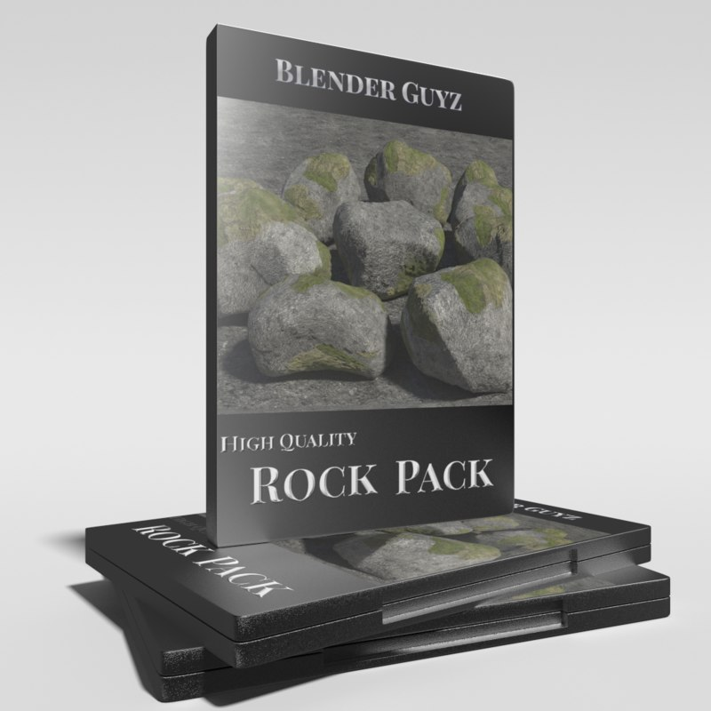 rock pack 3ds