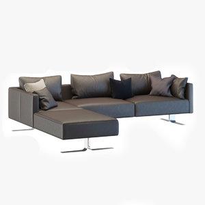 3d max sofa kate