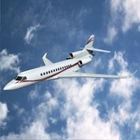 Dassault Falcon 7x business jet