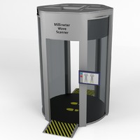 Millimeter Wave Body Scanner
