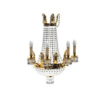 classic crystal chandelier max