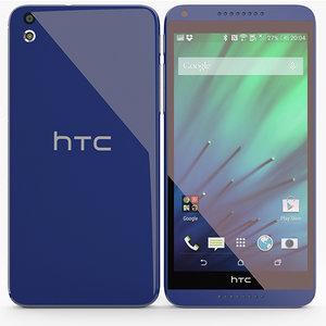 3ds max htc desire 816 purple