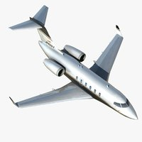 Challenger 350 Jet