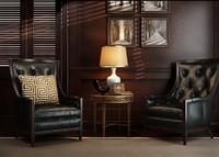 Armchairs&Coffee table