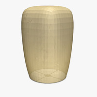 floating lantern 3d lwo