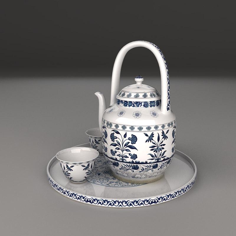 porcelain tea max