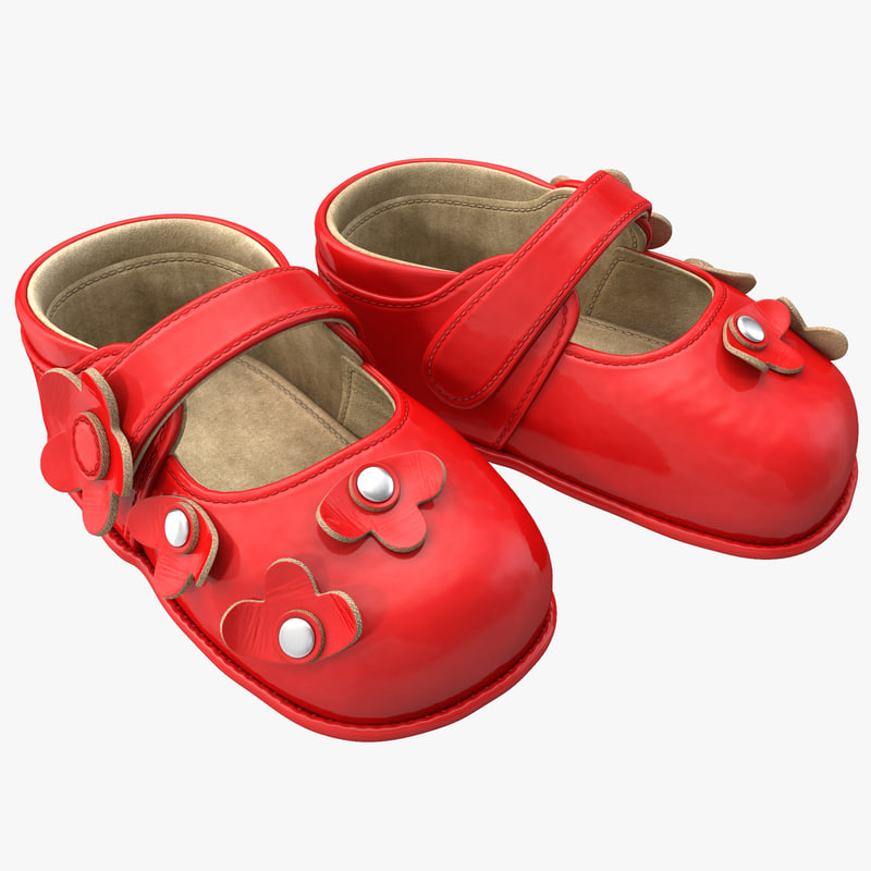 3d childrens shoes