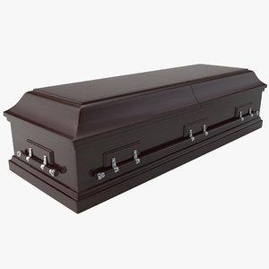 coffin 2 3d model