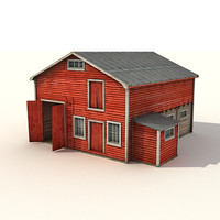 big warehouse 3ds