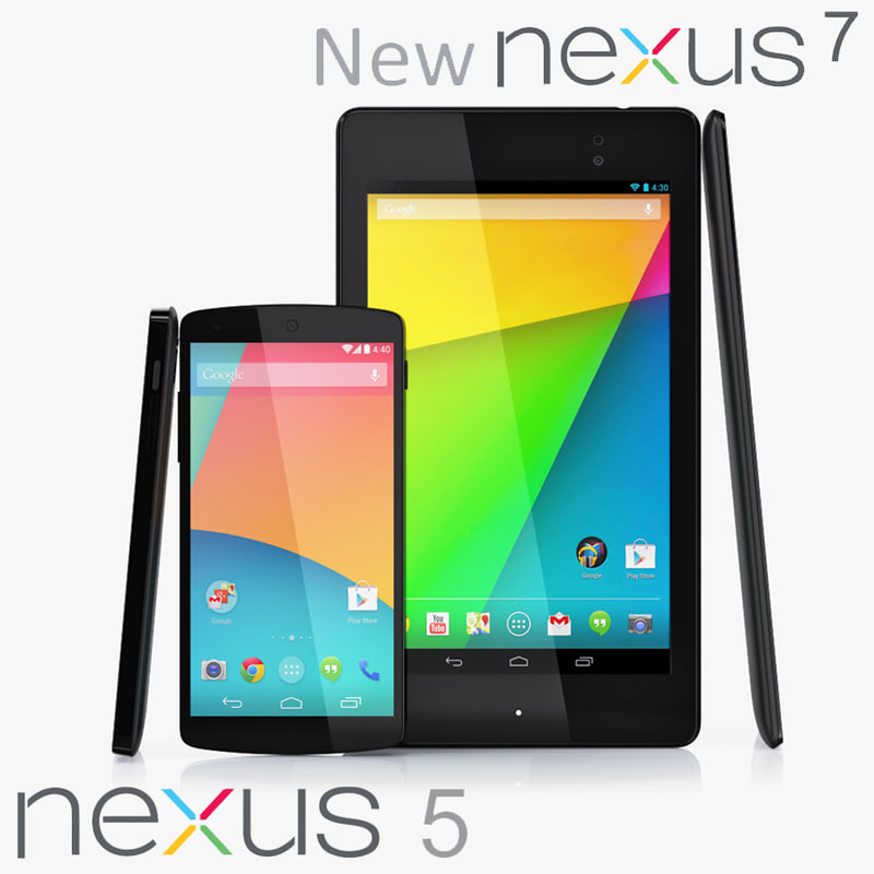 max google nexus settings
