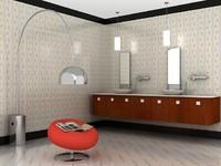wash room scene max