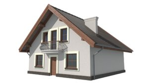 cyprys house obj free