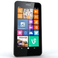Nokia Lumia 630 Black