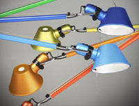 tolomeo desk lamp artemide max