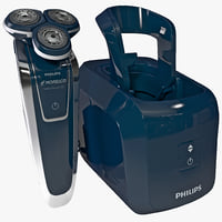 Electric Shaver Philips Norelco Set