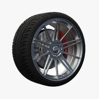Nitro Flame Wheel