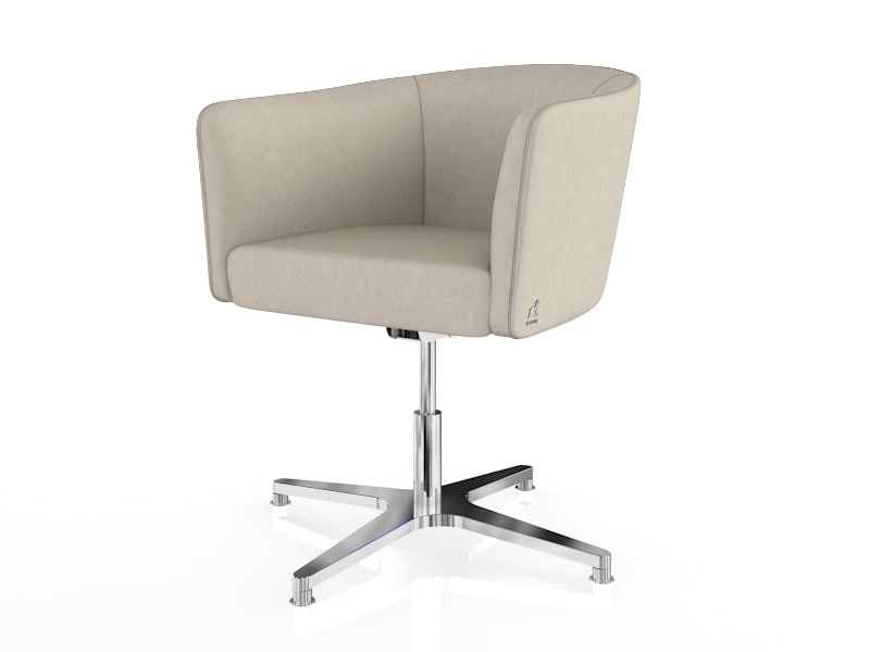 3ds max smania gramercy armchair