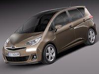 Toyota Verso S 2015