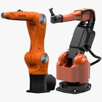 industrial robots set max