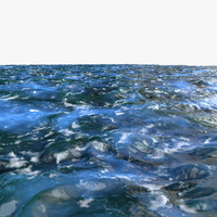cinema4d ocean water