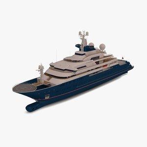 octopus yacht ed