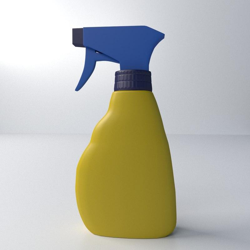 maya spray bottle