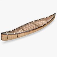 Birch Canoe