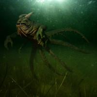 3ds sea creature