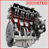 engine   animation