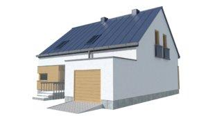 amoniusz house 3d model