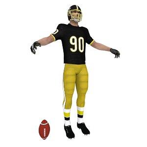 american football player max