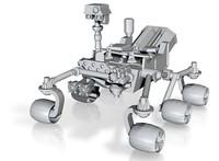 mars curiosity rover 3ds