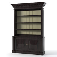 Century Gramercy Home Furniture Jacob MN5500 Bookcase